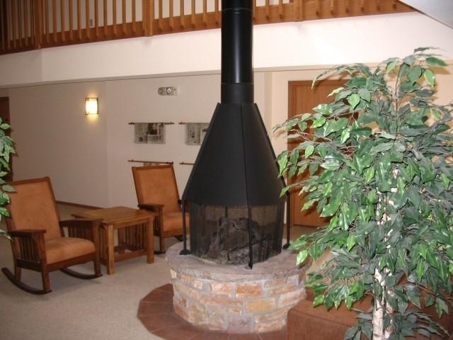 110 fireplace