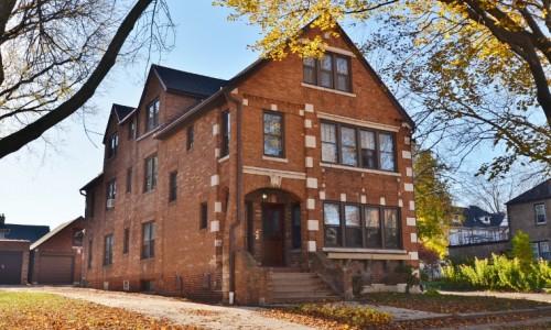 1319 Rutledge #3 1 bedroom plus office
